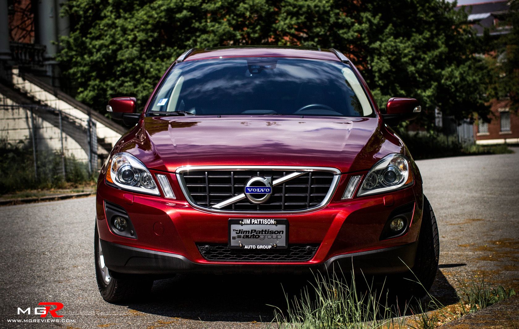 review  volvo xc mgreviews