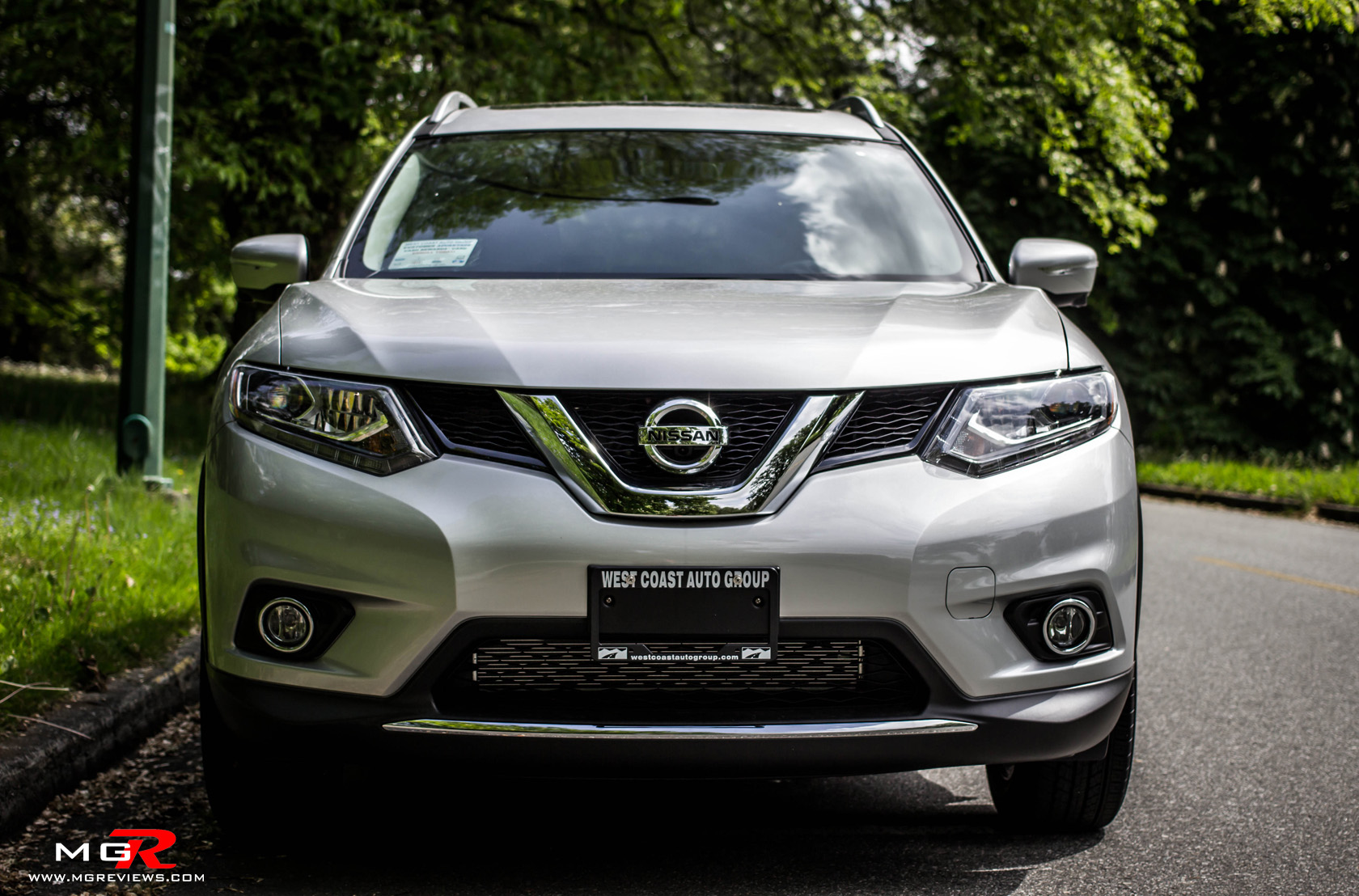 As Crossovers Go, Nissan Is Just Starting To Hit Their Strides In This  Segment With The Newly Redesigned Rogue. Sure, Itu0027s Not As U201cbattle  Hardenedu201d As The ...