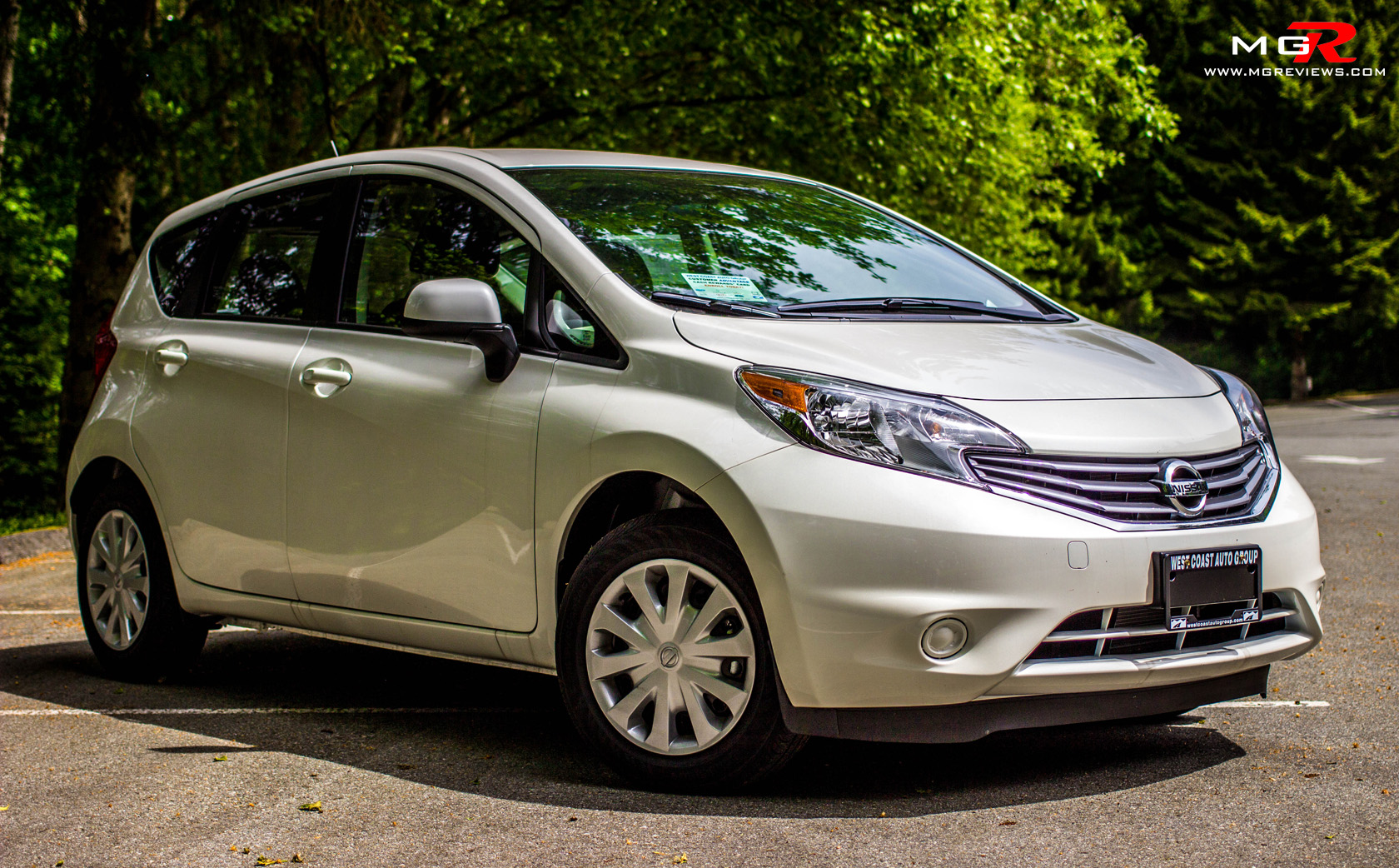 Review 2014 Nissan Versa Note M G Reviews