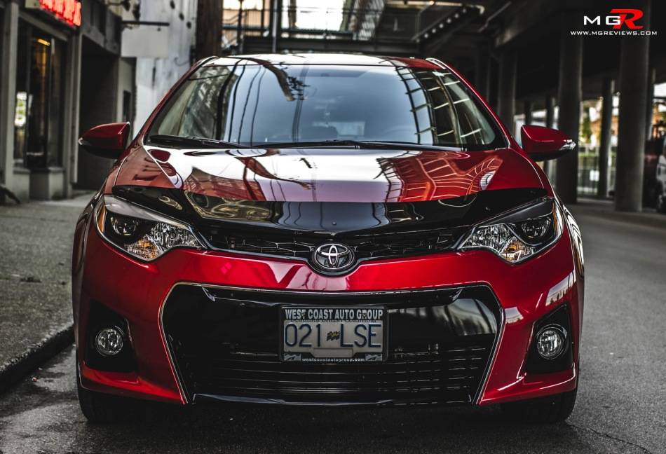 Review 2014 Toyota Corolla S Mgviews