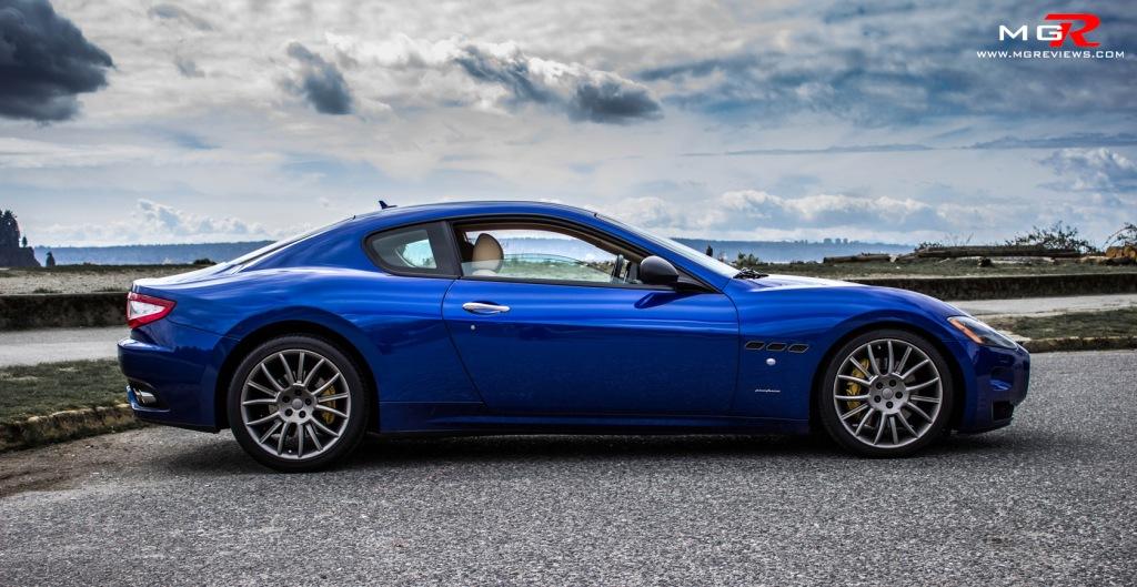 Maserati Granturismo S-16