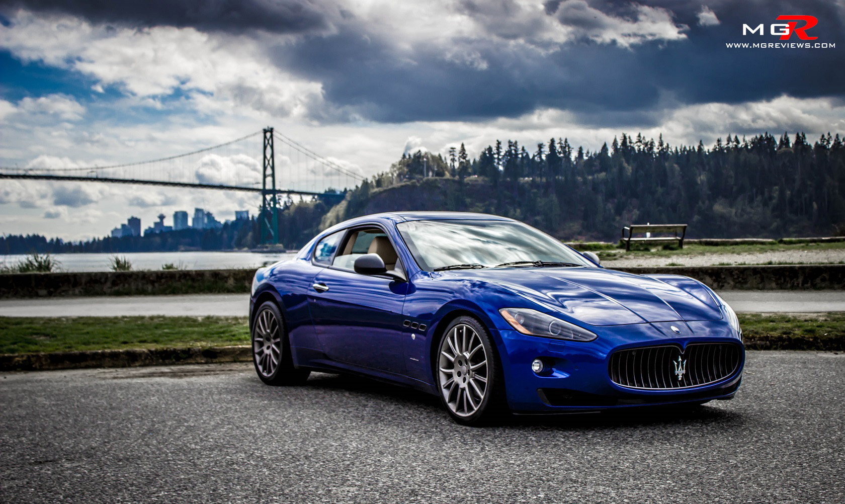 review 2009 maserati granturismo s m g reviews. Black Bedroom Furniture Sets. Home Design Ideas