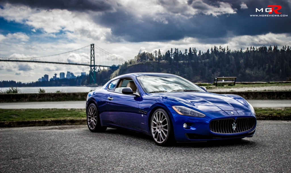 Maserati Granturismo S-18