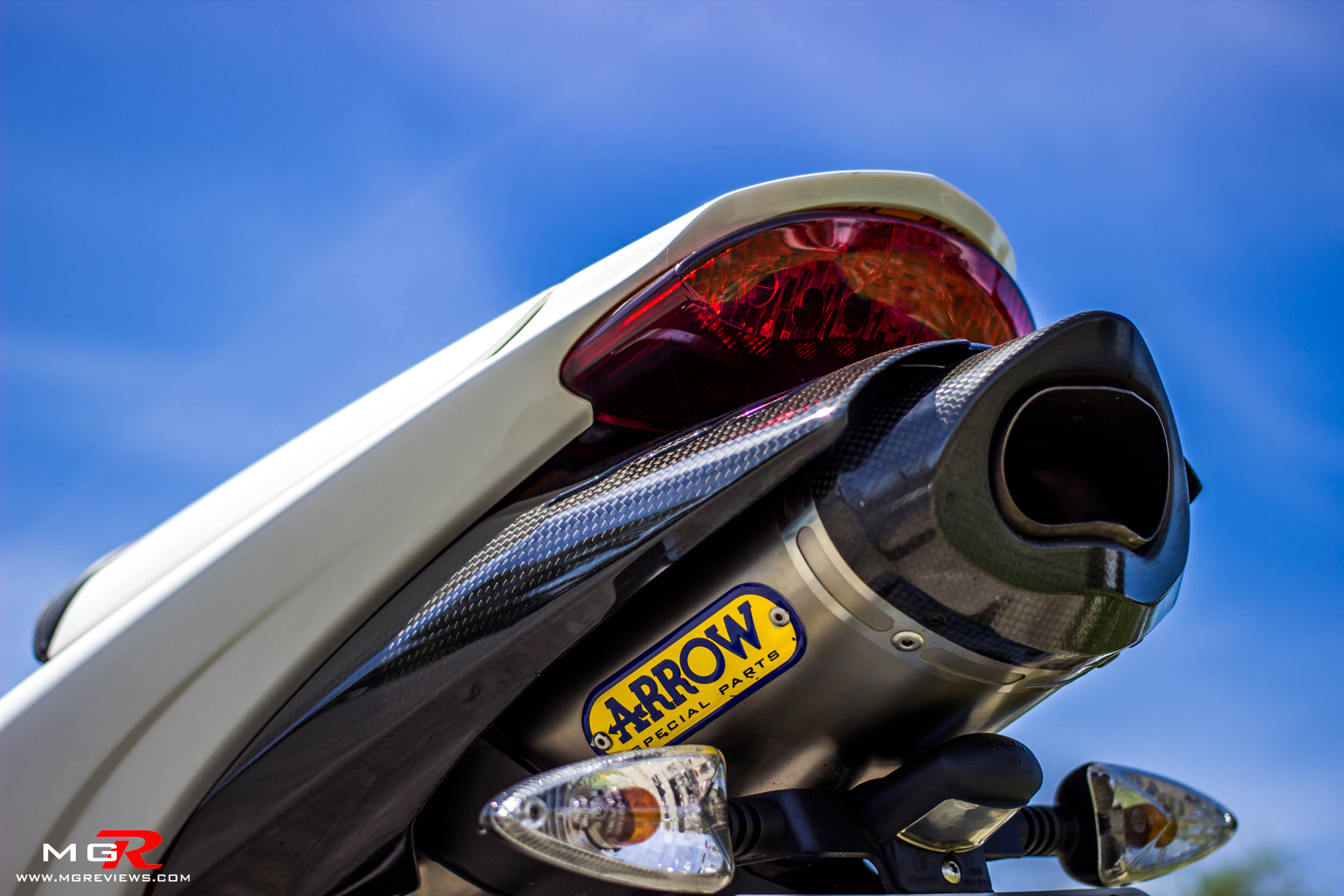 Review: 2012 Triumph Daytona 675R – M.G.Reviews