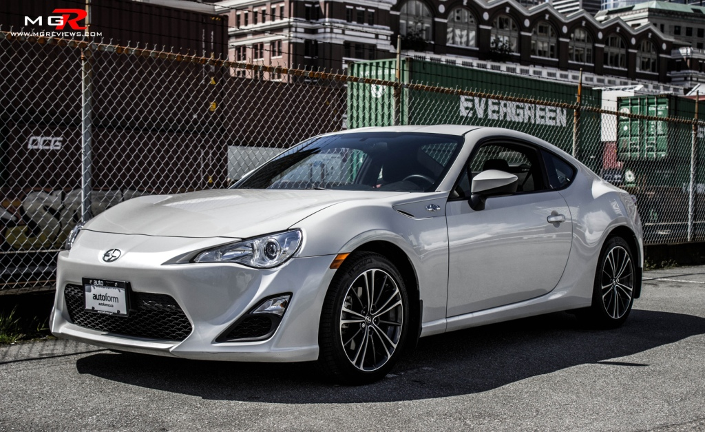 2013 Scion FRS-8