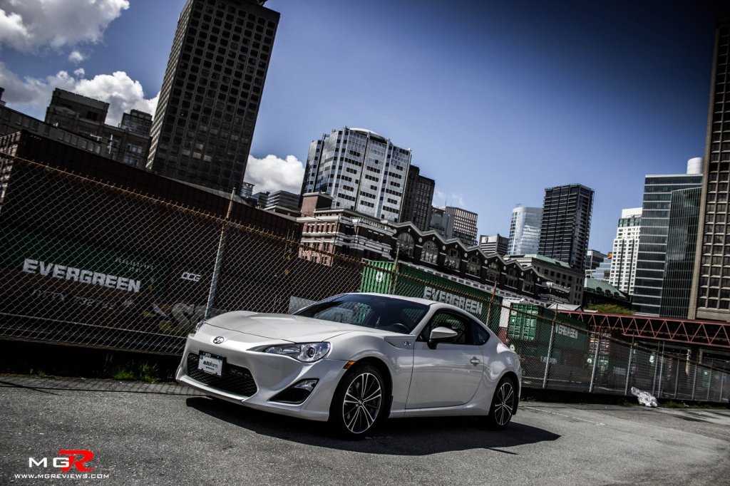 2013 Scion FRS-9
