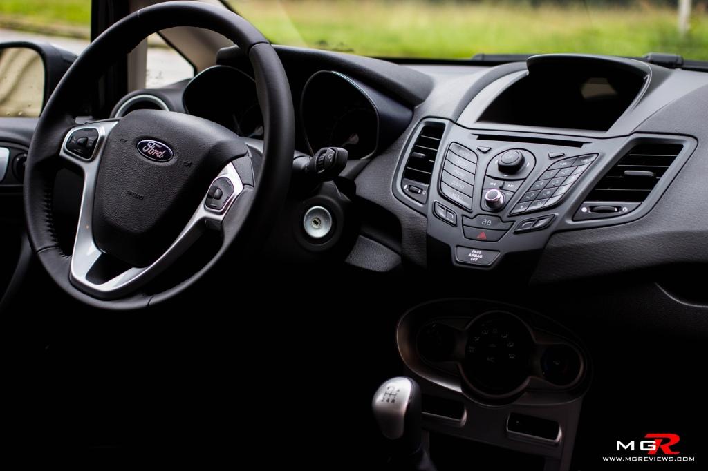 2014 Ford Fiesta Ecoboost-6