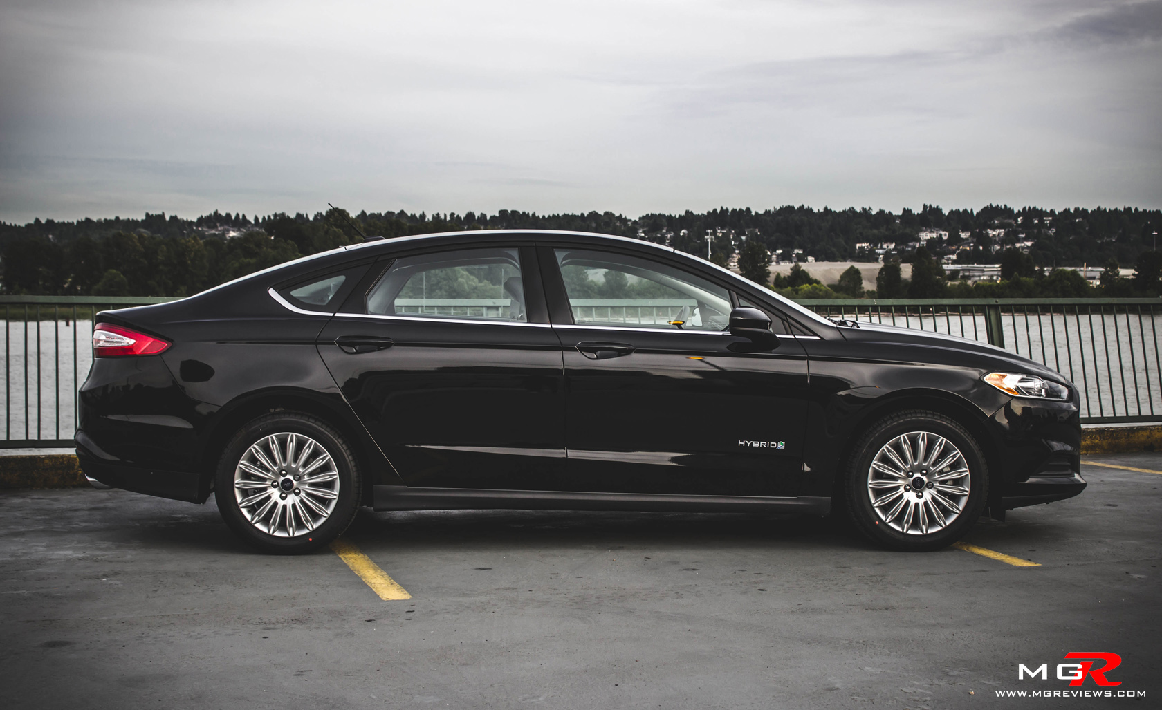 Car Lease Vancouver >> Review: 2014 Ford Fusion Hybrid – M.G.Reviews