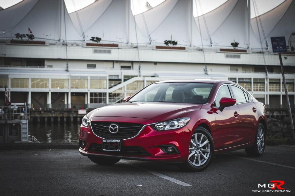 2015 Mazda 6 GS-14