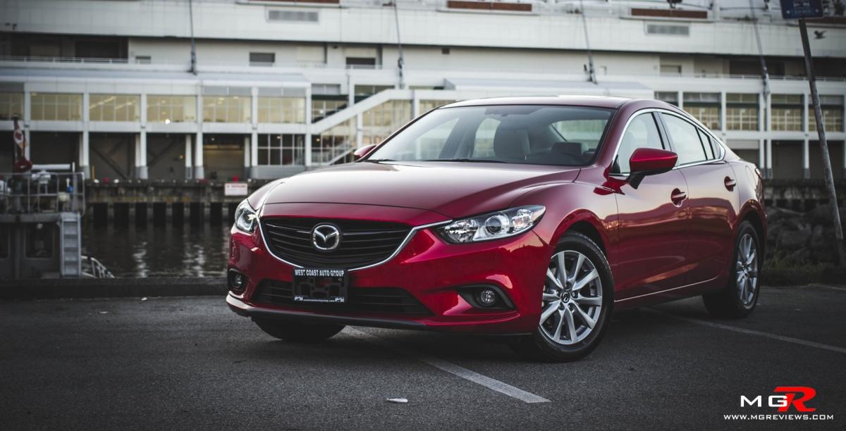 Review: 2015 Mazda6 Skyactiv-G – M G Reviews