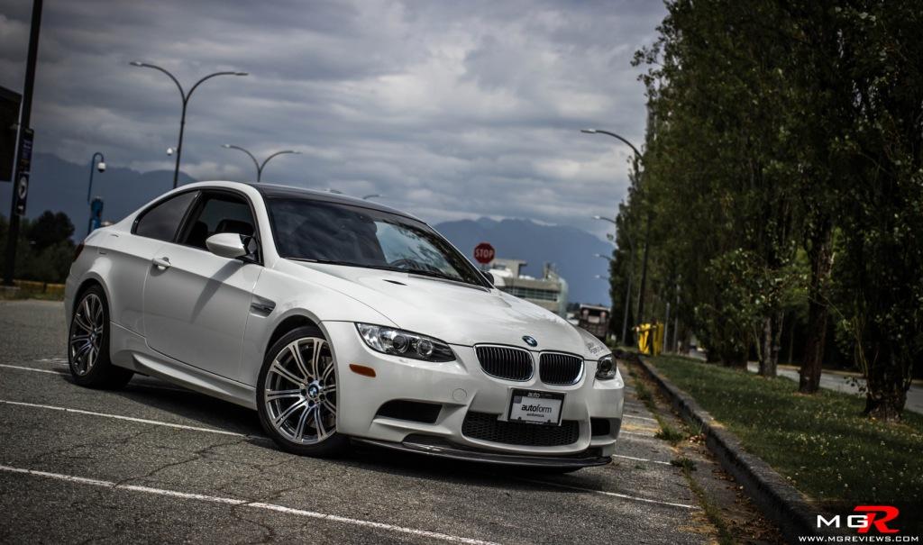 2011 BMW M3 M-DCT White-13