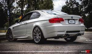 2011 BMW M3 M-DCT White-18