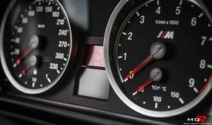 2011 BMW M3 M-DCT White-3