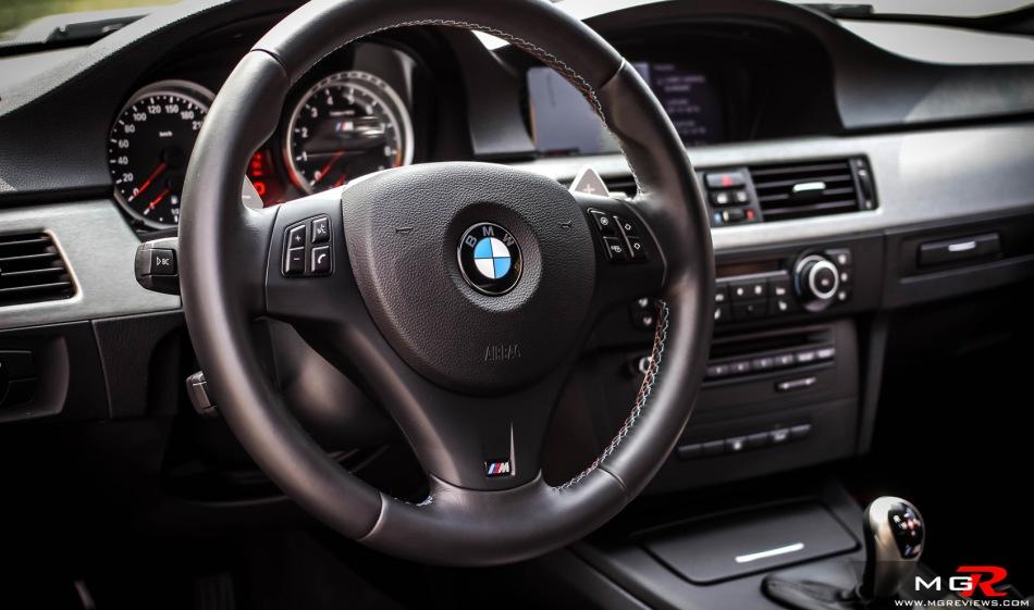 2011 BMW M3 M-DCT White-4