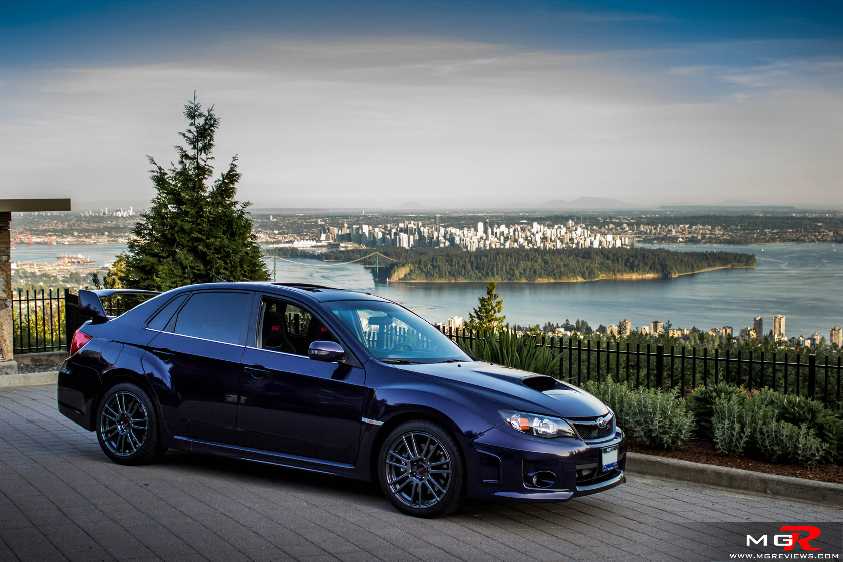 Review 2012 Subaru Impreza WRX STi  MGReviews