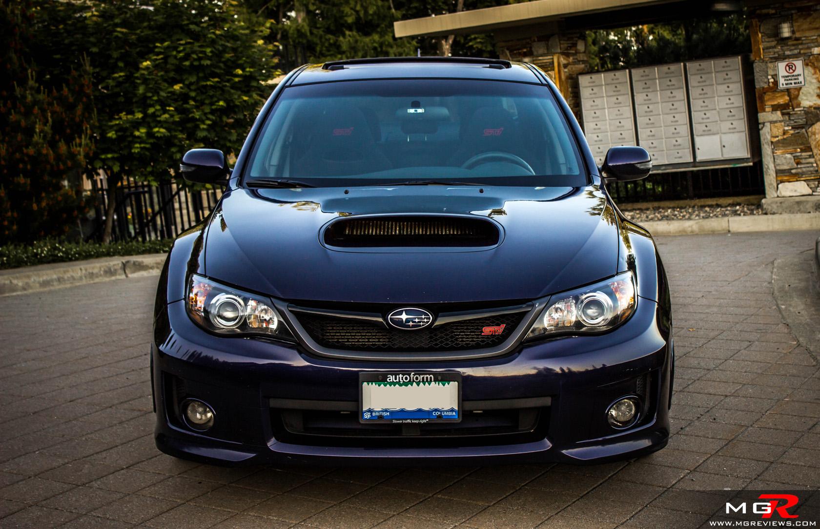 Review 2012 Subaru Impreza Wrx Sti M G Reviews
