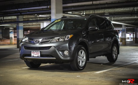 2014 Toyota Rav4 XLE-2