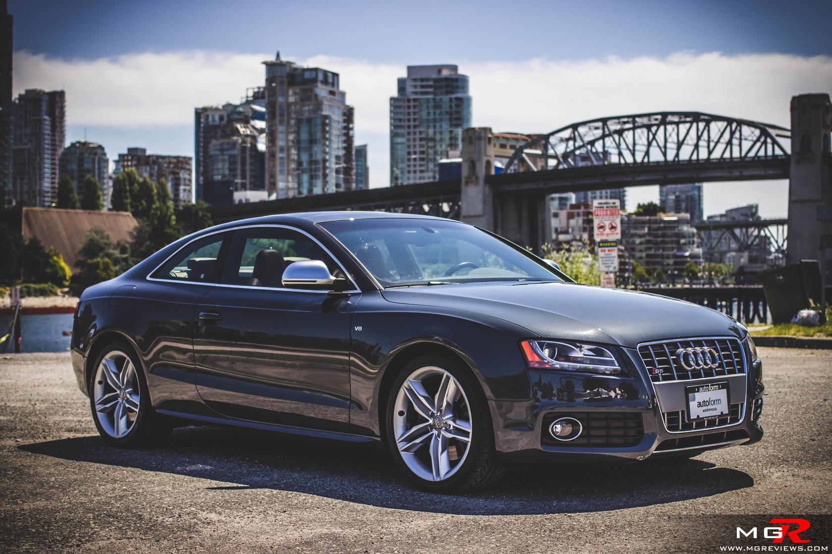 Review: 2009 Audi S5 – M.G.Reviews