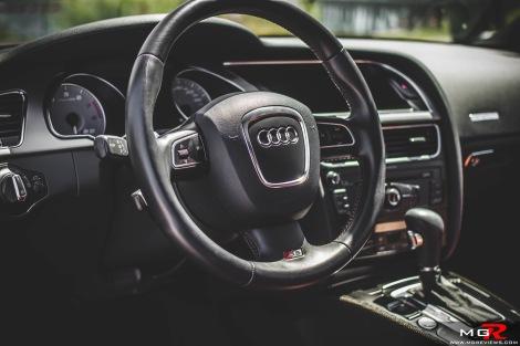 2009 Audi S5 Coupe Quattro-7