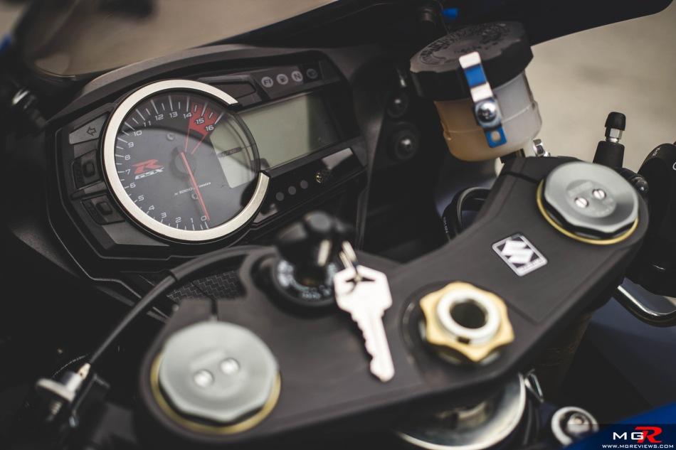 2011+ Suzuki GSXR 750-5