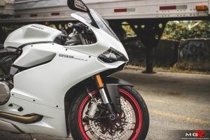 2014 Ducati 899 Panigale White-2