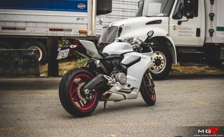 2014 Ducati 899 Panigale White-3