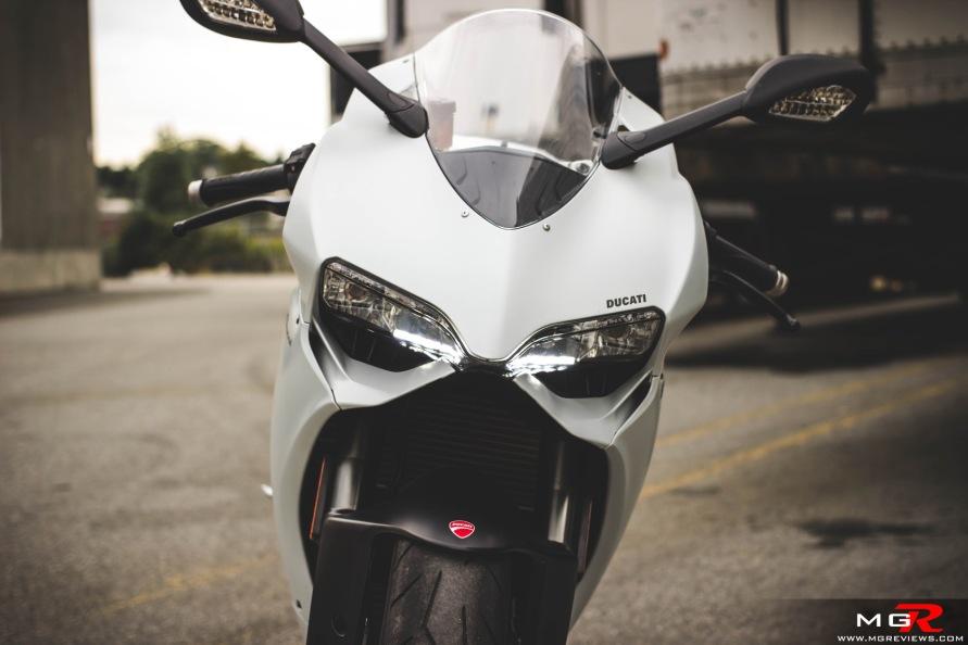 2014 Ducati 899 Panigale White-7