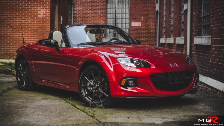 2014 Mazda MX-5 25th Anniversary Edition-10