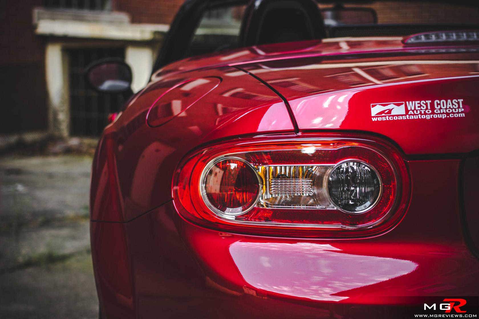 Review: 2014 Mazda MX-5 25th Anniversary Edition – M.G.Reviews