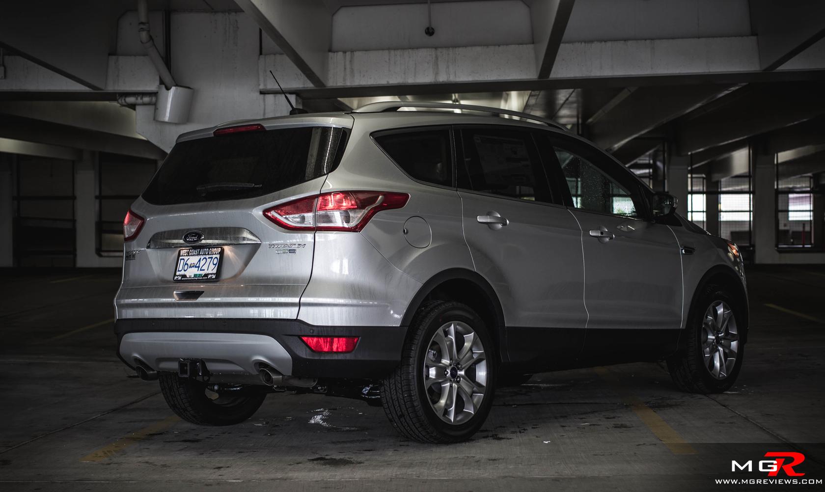 Review 2014 Ford Escape Titanium Awd M G Reviews