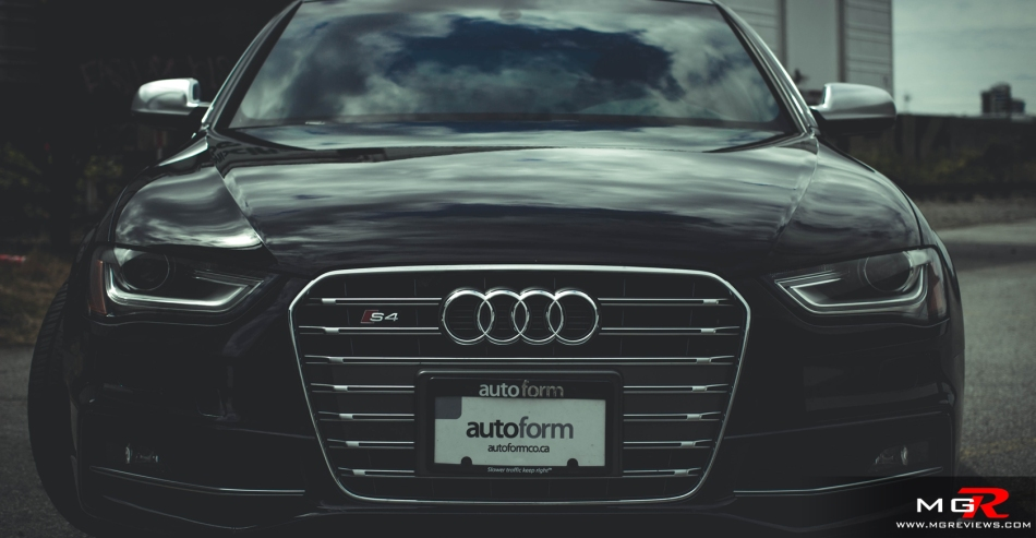 Review: 2013 Audi S4 (Modified) – M.G.Reviews