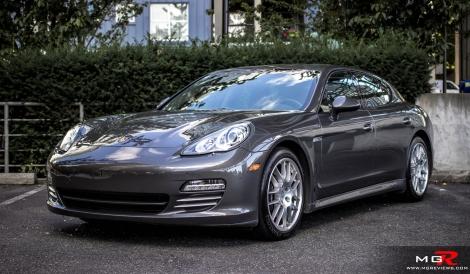 2013 Porsche Panamera 4-2