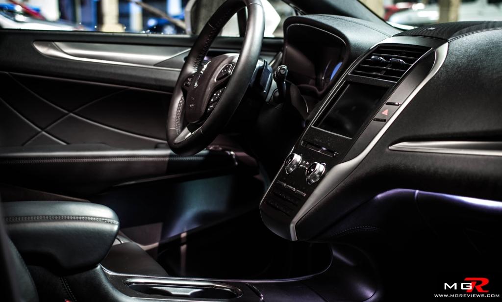 2015 Lincoln MKC-30