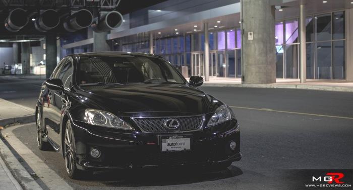 2008 Lexus ISF-10