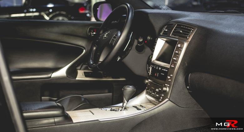 2008 Lexus ISF-8