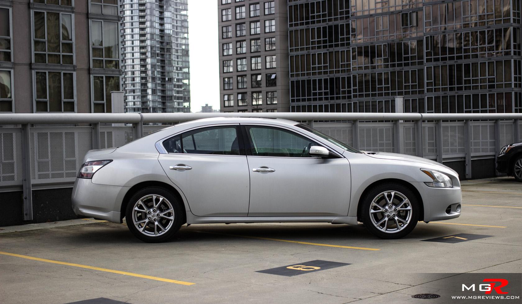 Review: 2013 Nissan Maxima – M.G.Reviews