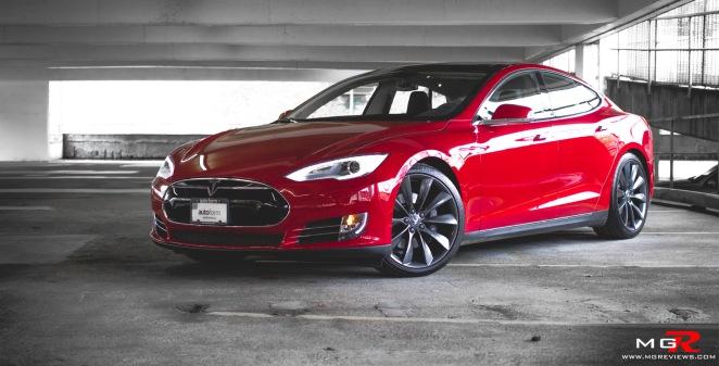 2014 Tesla Model S P85+-2