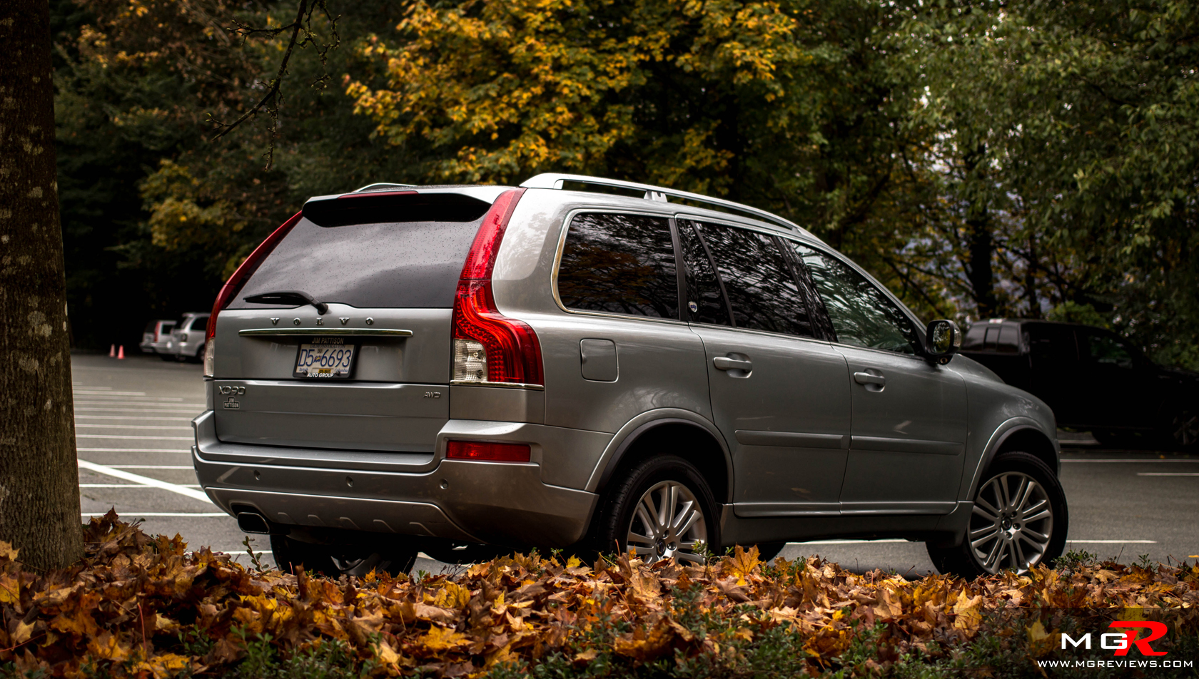 carbuyer quarter reviews volvo review suv main front