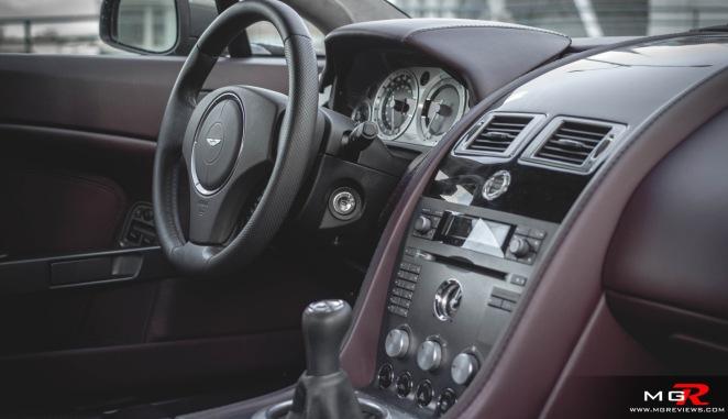 2007 Aston Martin V8 Vantage-8