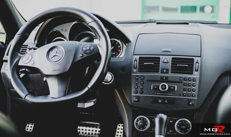2011 Mercedes-Benz C63 AMG 19