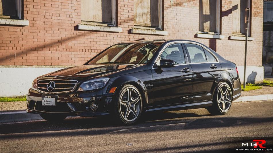 Review: 2011 Mercedes-Benz C63 AMG – M.G.Reviews