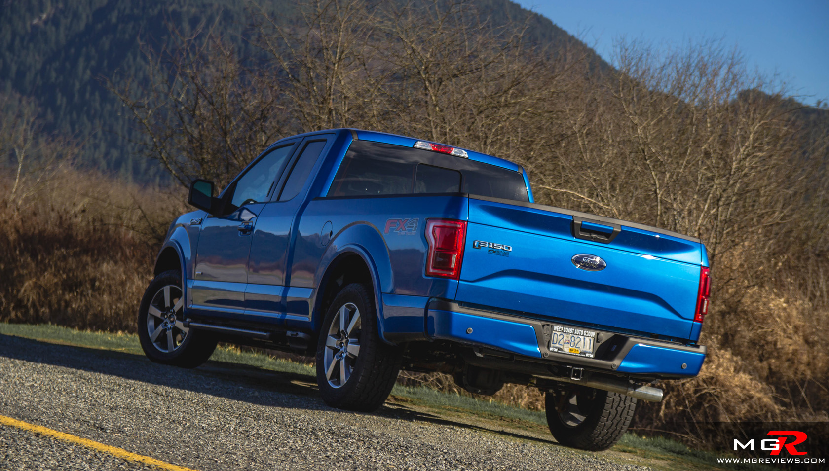Review  2015 Ford F