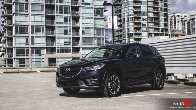 2016 Mazda CX-5 GT-3