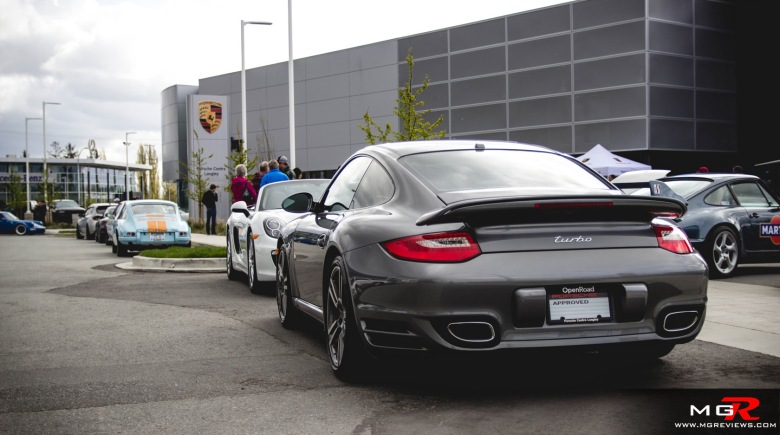 Porsche Center Langley Cars and Coffee - April 12 2015-1 copy