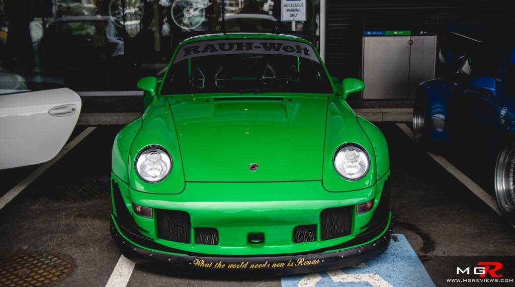 Porsche Center Langley Cars and Coffee - April 12 2015-33 copy