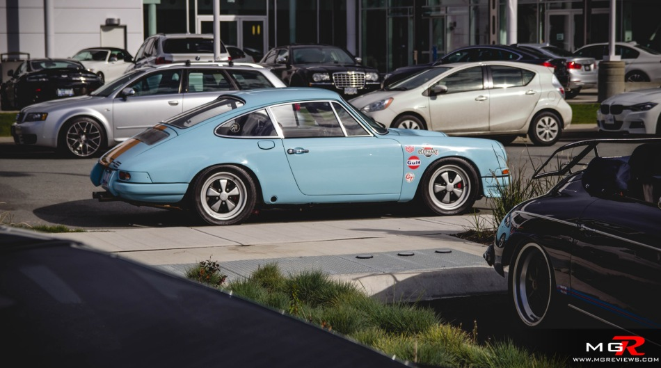 Porsche Center Langley Cars and Coffee - April 12 2015-48 copy