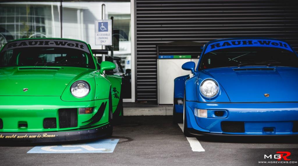 Porsche Center Langley Cars and Coffee - April 12 2015-49 copy