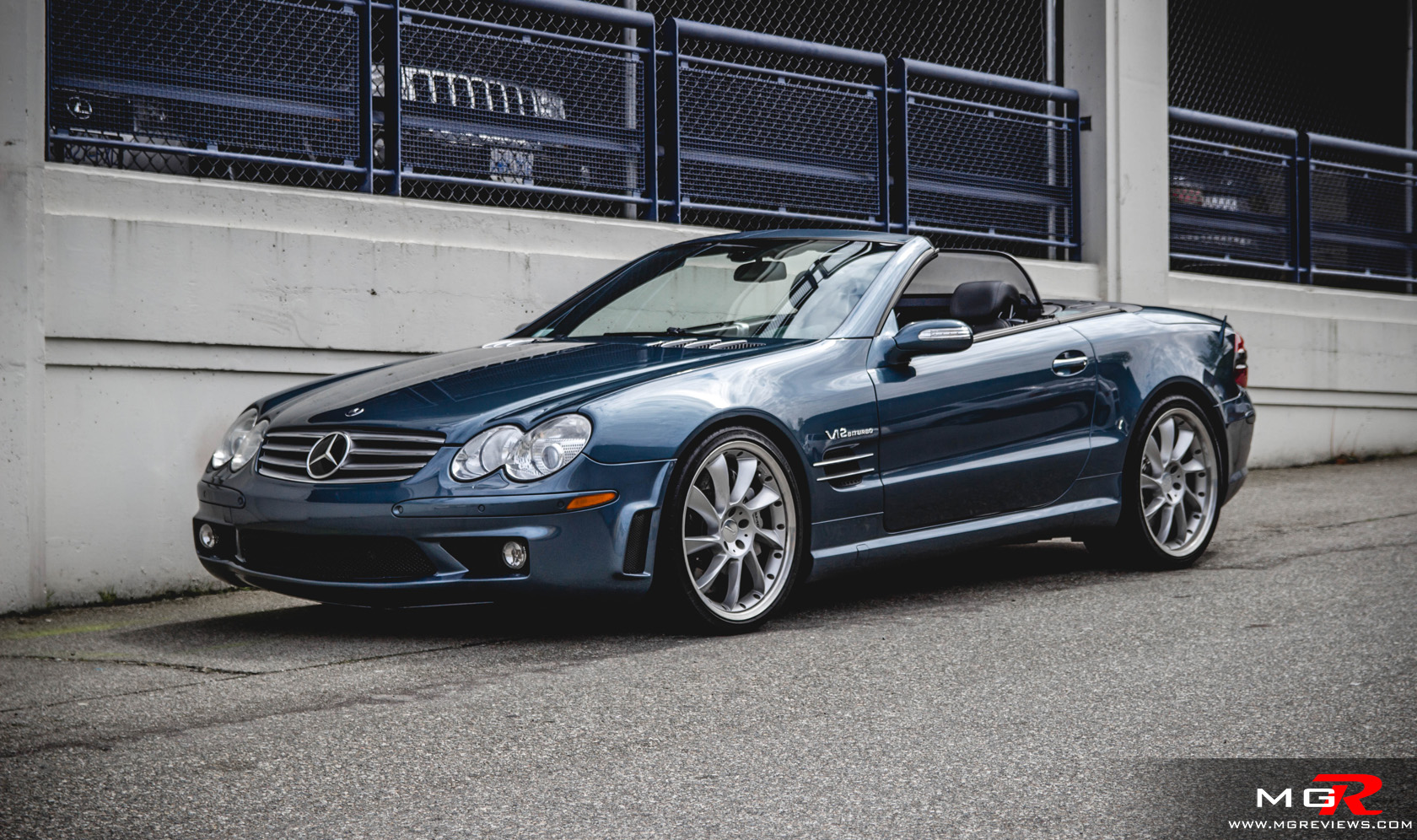 Review 2005 mercedes benz sl65 amg m g reviews for Sl65 mercedes benz