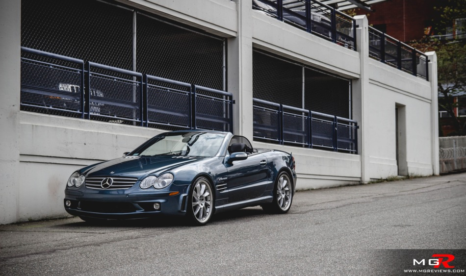 2005 Mercedes-Benz SL65 AMG-35 copy