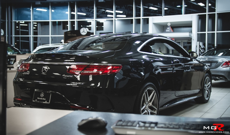Mercedes-Benz S550 Coupe-1